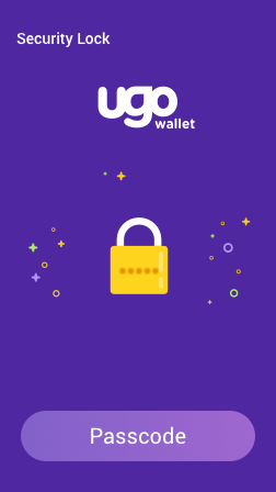 UGO wallet lock
